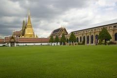Pra kaew Groot paleis van Wat Royalty-vrije Stock Afbeeldingen