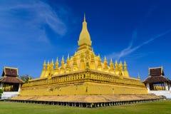 Pra That Luang Vientiane Stock Images