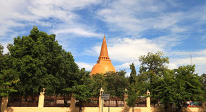 Pra Pratomjedi in Thailand Royalty Free Stock Photography