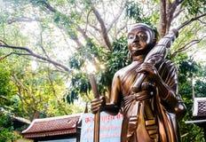 Pra sivalee. Buddha statue at Wat Jaroentham lopburi, Thailand Royalty Free Stock Photos