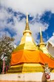 Pra Tad Doi Tung tempel Royaltyfri Bild