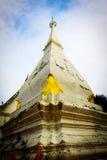 Pra Tat Sri Pieśniowego szczęścia Historyczna stupa Loei Tajlandia Fotografia Stock
