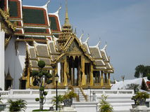 Pra te nang Suppose Thewarat Aupbat. This is a place in the Phra Si Sadsadaram temple in thailand Stock Photos