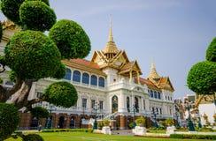 Pra Wat kaew, μεγάλο παλάτι, Μπανγκόκ, Ταϊλάνδη Στοκ Φωτογραφία