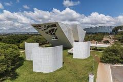 Praça dos Três Poderes- Brasília - DF - Brazil Stock Photo