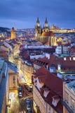 Praag. royalty-vrije stock fotografie