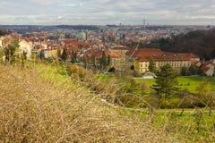 Praag Stock Foto