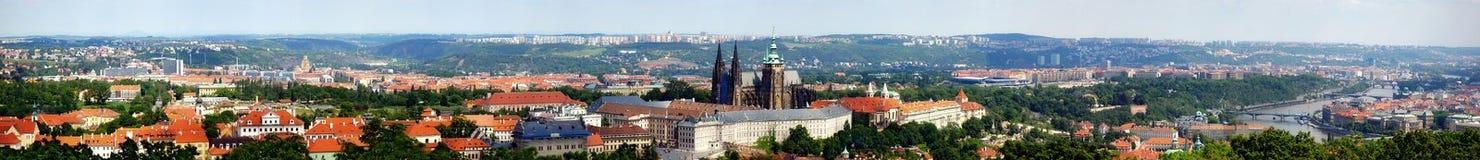 Praag - CZ Stock Afbeelding