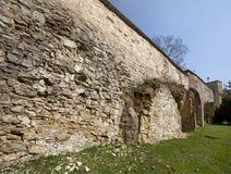 Praag - de muur van de Honger royalty-vrije stock fotografie