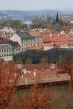Praag, jaar 2011 Stock Fotografie