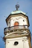 PRAAG, TSJECHISCHE REPUBLIC/EUROPE - 24 SEPTEMBER: Mening van Astro Royalty-vrije Stock Afbeelding