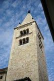 PRAAG, TSJECHISCHE REPUBLIC/EUROPE - 24 SEPTEMBER: Toren van Heilige Duitsland Stock Foto's