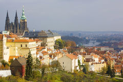 Praag, Tsjechische Republiek Royalty-vrije Stock Foto's