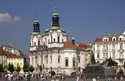 Praag - Tsjechische Republiek Stock Afbeeldingen