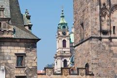 Praag, Tsjechische Republiek. Royalty-vrije Stock Foto's