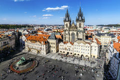 Praag, Tsjechische Republiek Royalty-vrije Stock Fotografie