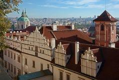 Praag, Tsjechische Republiek Stock Foto
