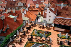 Praag - Weinig Kwart Royalty-vrije Stock Foto's