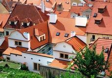 Praag - Weinig Kwart Royalty-vrije Stock Afbeeldingen