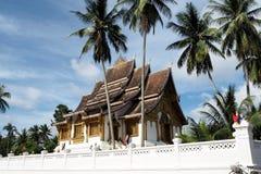Prabang Luang виска в Lao Стоковая Фотография RF