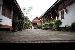 Prabang Luang виска Стоковое Фото