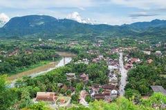 prabang luang Лаоса Стоковые Фото