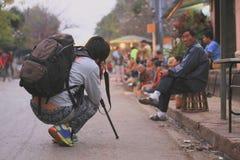 prabang luang Лаоса Стоковое фото RF