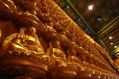 prabaromracha świątynia Thailand Obraz Stock