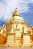 Prabudhabaht Huay Toom temple, Lamphun Thailand Stock Images