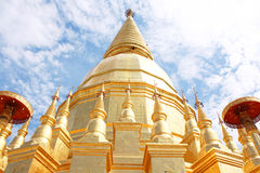 Prabudhabaht Huay Toom temple, Lamphun Thailand Stock Image
