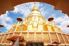 Prabudhabaht Huay Toom temple, Lamphun Thailand Royalty Free Stock Photography