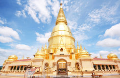 Prabudhabaht Huay Toom temple, Lamphun Thailand Stock Photos