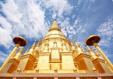 Prabudhabaht Huay Toom temple, Lamphun Thailand Stock Photo