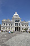 Praca δημοτικό Σαλβαδόρ Bahia Βραζιλία Στοκ Φωτογραφίες