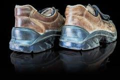 Praca buty Zdjęcie Stock
