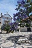 Praca da Republica square in Aveiro Portugal. Stock Image