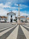 praca de капера pombal Vila Реальн de Santo Антонио, Алгарве Португалия Стоковое Фото