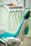 Praca dentysta no jest w ten sposób łatwa Obrazy Stock