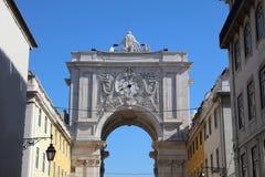 Praca do Comercio. Lisbon Stock Photography
