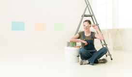 Praca domowa DIY bawić się zabawę Zdjęcia Stock