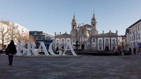 Praca hace Municipio en Braga