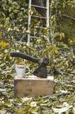 Praca I Kawowa przerwa Obrazy Stock