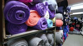 Praca tekstylna fabryka zbiory