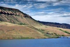 Prachtig landschap, Dillon Pinnacles, Colorado royalty-vrije stock afbeelding