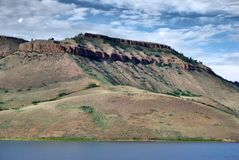 Prachtig landschap, Dillon Pinnacles, Colorado royalty-vrije stock fotografie
