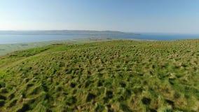 Prachtig landschap van Binenenagh in Noord-Ierland stock videobeelden