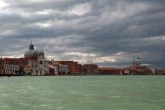 Prachtig licht in Venetië Royalty-vrije Stock Afbeelding