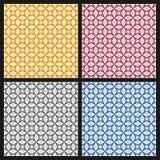 Prachtig patroon Royalty-vrije Stock Afbeelding