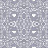 Prachtig patroon voor textiel royalty-vrije illustratie