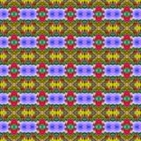Prachtig van Ruellia-naadloze de bloem van tuberosalinn vector illustratie